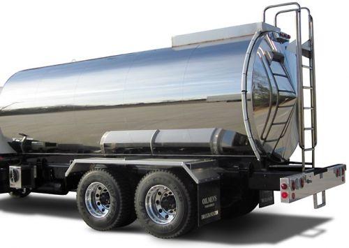 Bulk tanker load of sealer