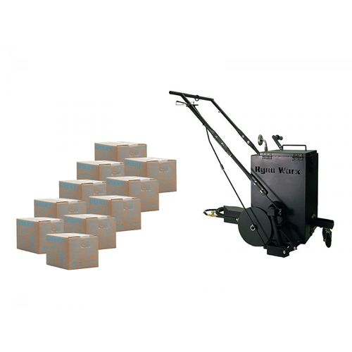 RY10 & 2,000ft Deery Crack Rubber (10 boxes)