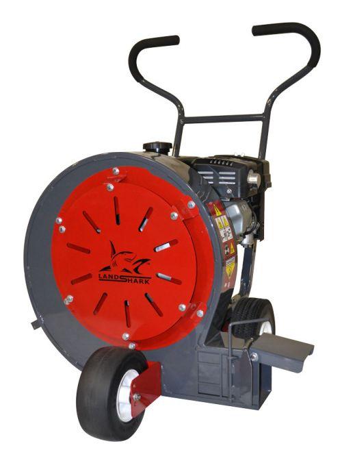 High Output Gas Leaf Blower