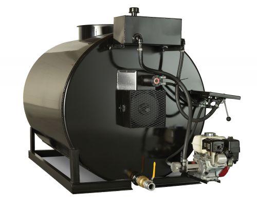 Hydraulic Agitated Sealcoat Tank