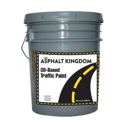 Oil Based Traffic Paint