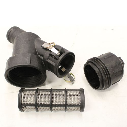 Filter Kit with Removable Filter