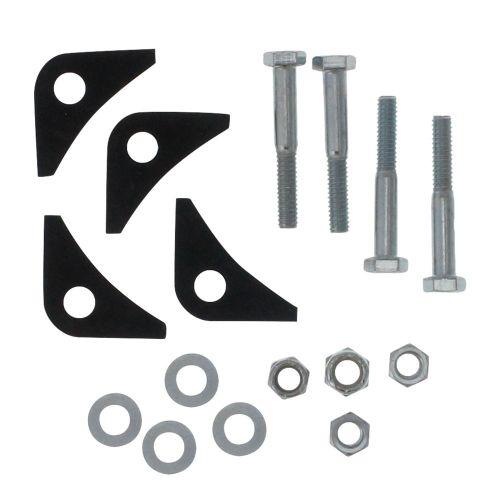 Fastener Kit - Aluminum Pump Flange with Braces
