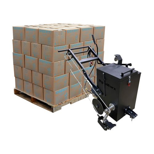 RY10 and Full Pallet of Crackfill