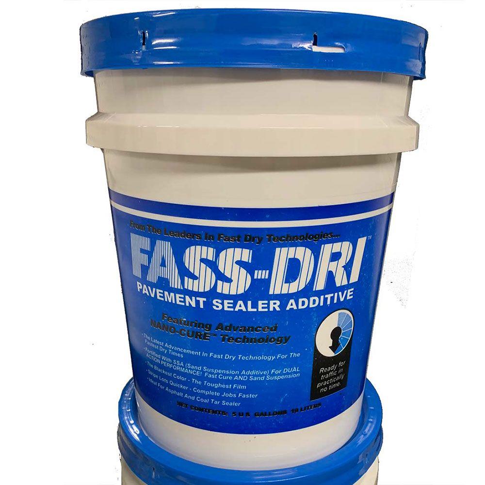 Fass-Dri Pavement Sealer Additive