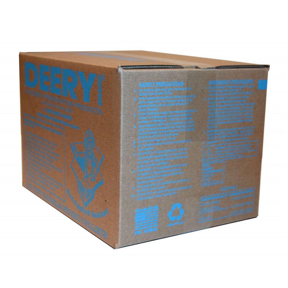 Hot Pour Rubberized Crack Filler (50 lbs per box)