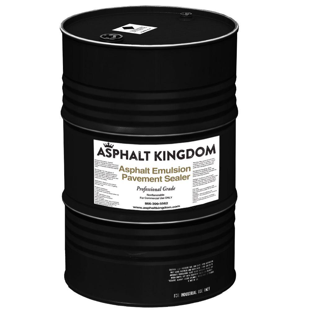Asphalt Emulsion Sealer (55 Gallon Drums)