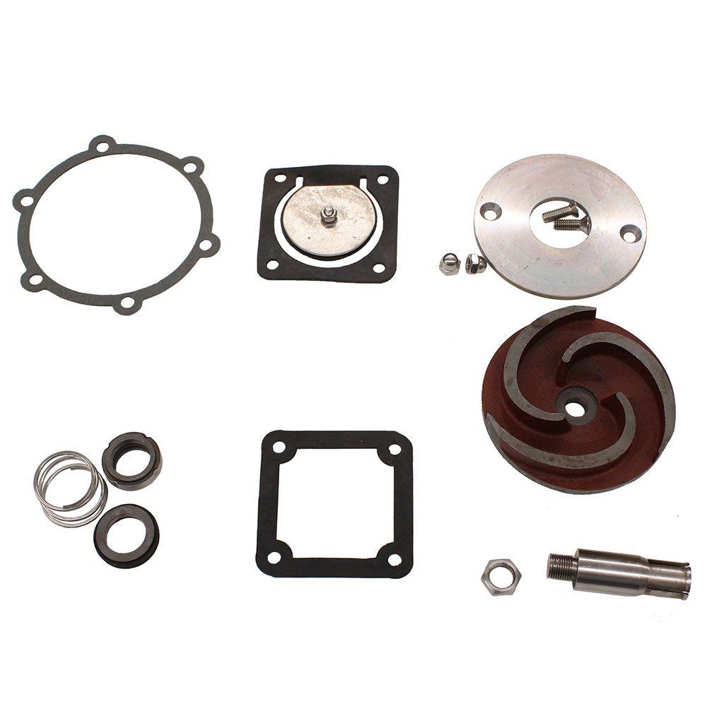 Cast Iron Pump Rebuild Kit