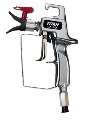LX-40 Airless Paint Gun