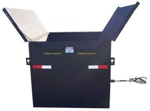 AK4000 2-ton Asphalt Hot Box
