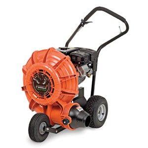 9 HP Billy Goat Gas Blower w/ Honda Engine