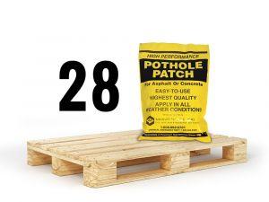 Patch Asphalt - Half Pallet / 28 Bags