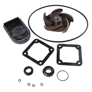 Premium Seal Rebuild Kit w Impeller, Spray Systems (2013-2016 Versions)
